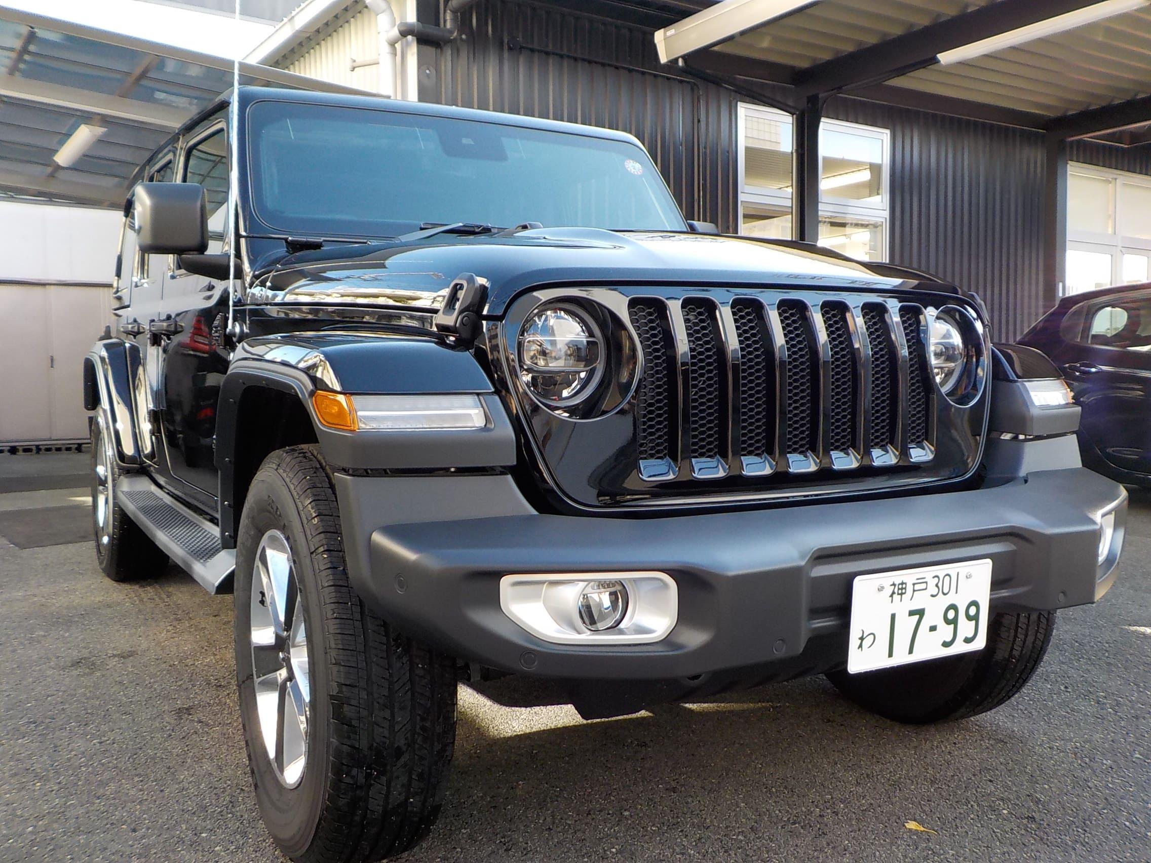 Jeep Wragler/Unlimited SAHARA