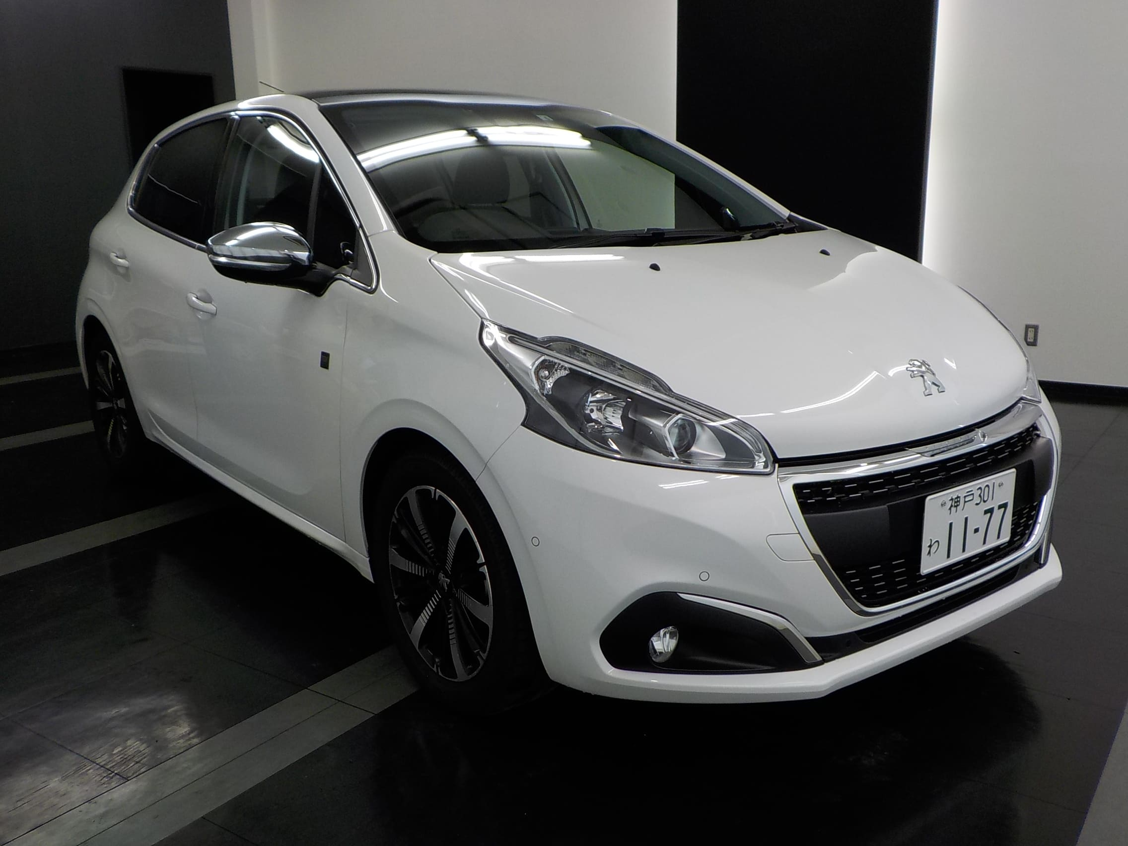 Peugeot 208 TECK PACK EDITION