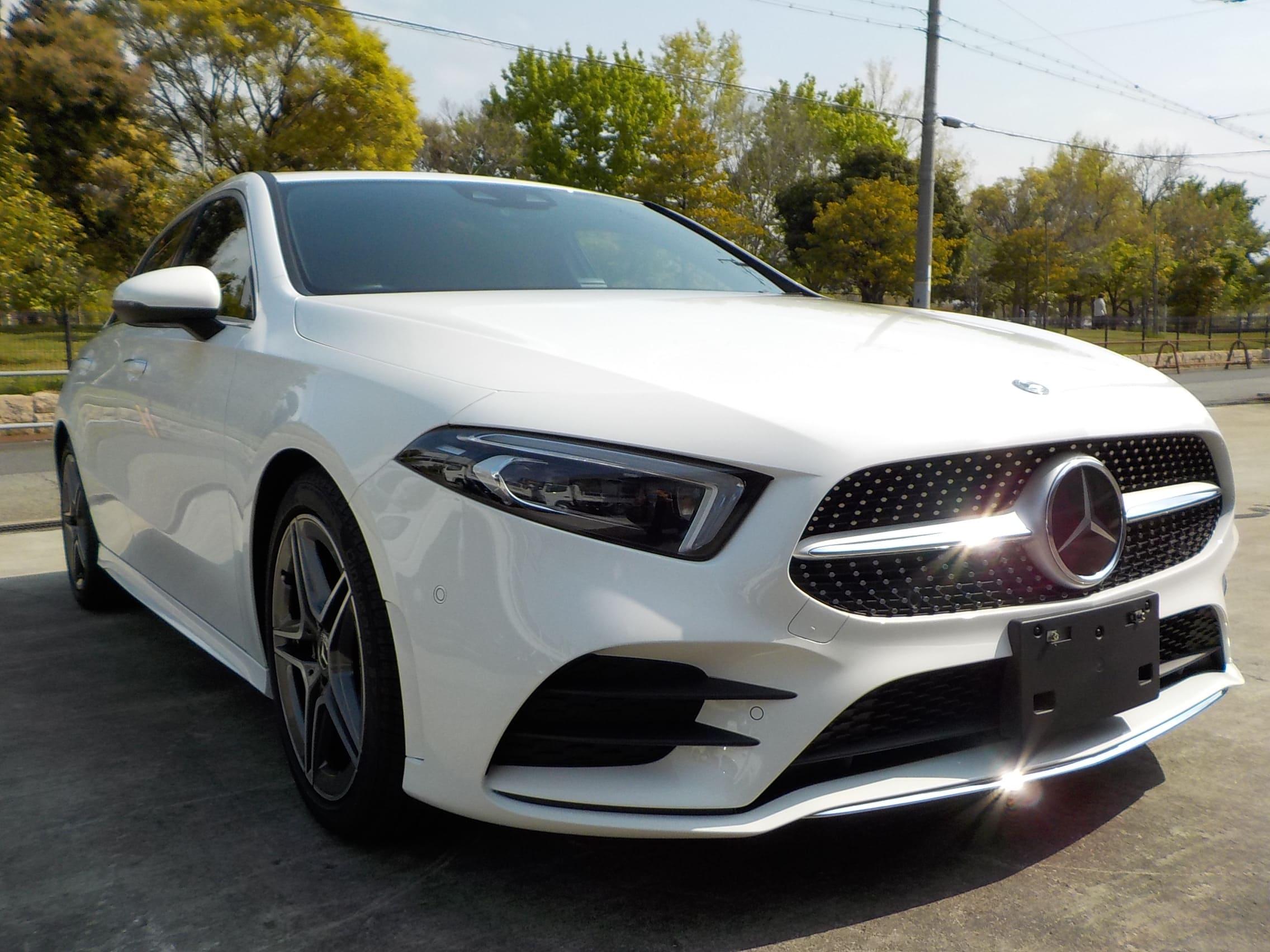 Mercedes-Benz /A-Class A200d