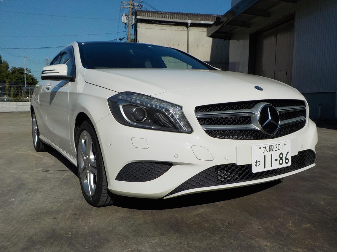 Mercedes-Benz /A-Class A180